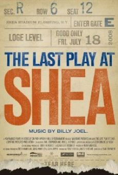 Película: The Last Play at Shea