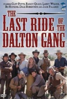 Película: The Last Ride of the Dalton Gang