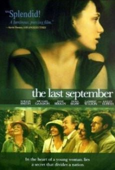 The Last September on-line gratuito