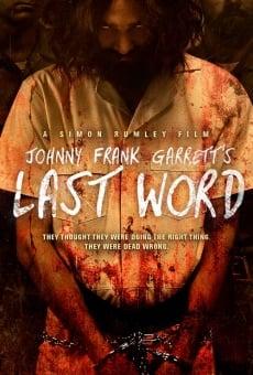 Ver película The Last Word
