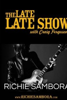 The Late Late Show with Craig Ferguson: Behind the Scenes with Richie Sambora & Larry King - Part 2