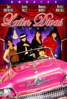 Película: The Latin Divas of Comedy