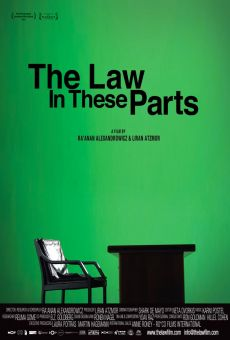 Película: The Law in These Parts