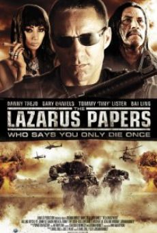 Ver película The Lazarus Papers