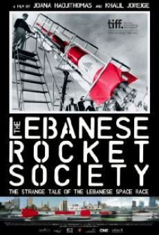 Película: The Lebanese Rocket Society
