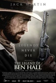 The Legend of Ben Hall on-line gratuito