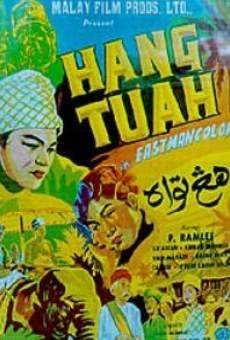 Hang Tuah online streaming