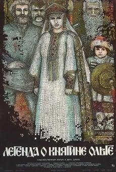 Ver película The Legend of Princess Olga