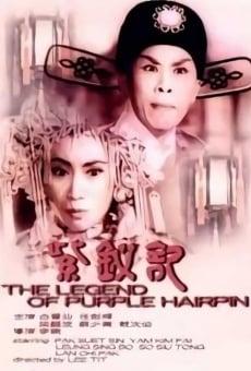 Ver película The Legend of Purple Hairpin