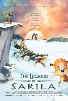 The Legend of Sarila / La Légende de Sarila (Frozen Land) on-line gratuito