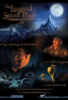 Ver película The Legend of Secret Pass