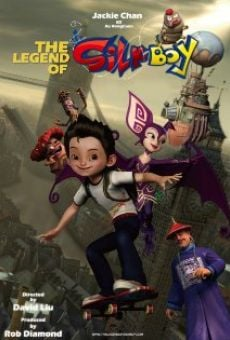 Película: The Legend of Silk Boy