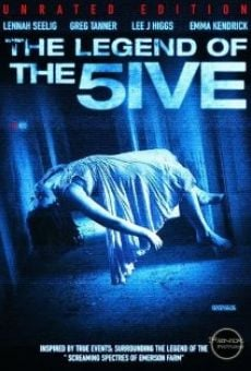 Ver película The Legend of the 5ive