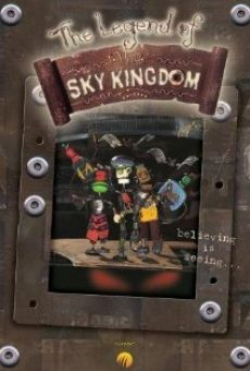 The Legend of the Sky Kingdom on-line gratuito