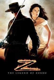 Ver película La leyenda del Zorro