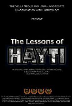 Watch The Lessons of Hayti online stream