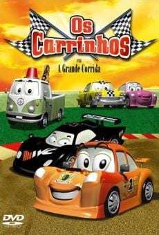 Ver película The Little Cars: La gran carrera