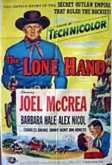 Ver película The Lone Hand