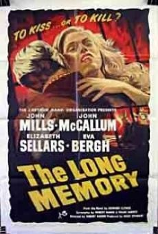 Ver película The Long Memory