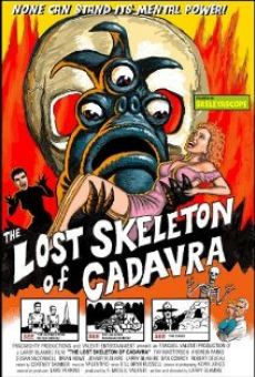 The Lost Skeleton of Cadavra online streaming