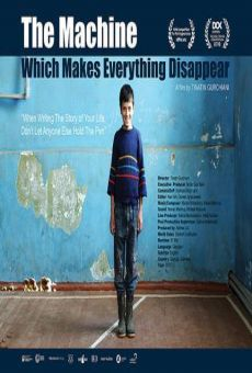 Película: The Machine Which Makes Everything Disappear