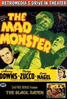 Película: The Mad Monster