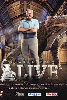 Ver película The Making of David Attenborough's Natural History Museum Alive