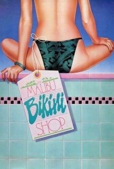 Ver película La tienda de bikinis de Malibú