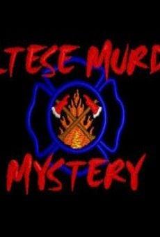 Watch The Maltese Murder Mystery online stream
