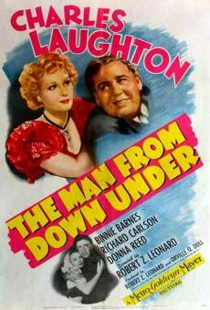 The Man from Down Under on-line gratuito