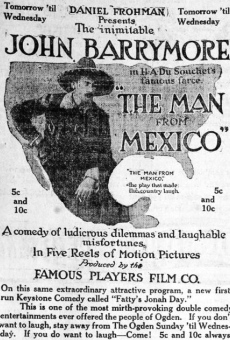 The Man from Mexico on-line gratuito