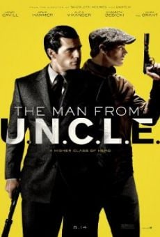 The Man from U.N.C.L.E. online free