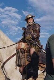 Película: The Man Who Killed Don Quixote
