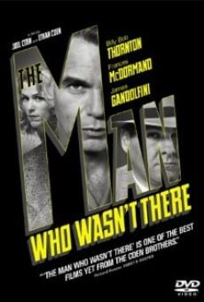 L'homme qui n'était pas là