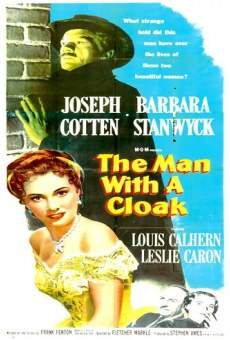 The Man with a Cloak online free