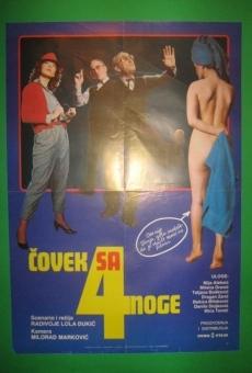 Ver película The Man with Four Legs