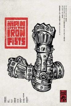 Película: The Man With The Iron Fists: The Encounter
