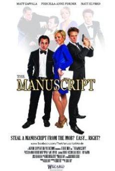 The Manuscript online