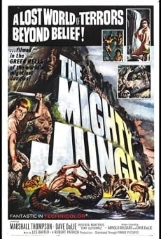 The Mighty Jungle online streaming