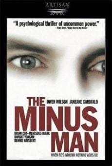 The Minus Man on-line gratuito