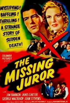 Ver película The Missing Juror
