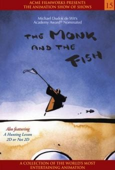 Ver película The Monk and the Fish
