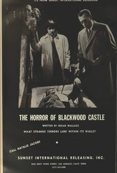 Ver película The Monster of Blackwood Castle