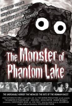 Película: The Monster of Phantom Lake