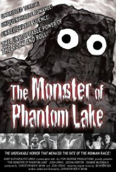 The Monster of Phantom Lake on-line gratuito