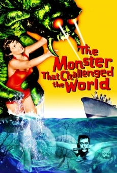 Película: The Monster That Challenged the World