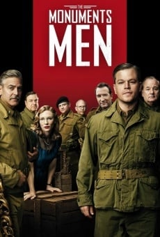 The Monuments Men online gratis