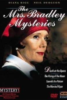 The Mrs. Bradley Mysteries: Laurels Are Poison online streaming