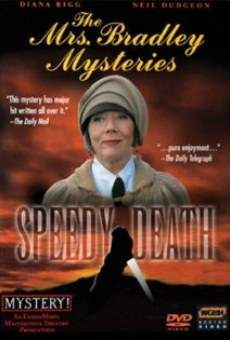 Película: The Mrs. Bradley Mysteries: Speedy Death