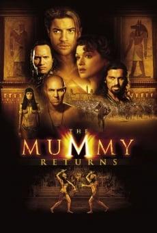 El regreso de la momia online